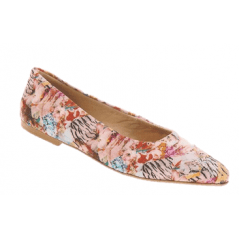 SAPATILHA FLORAL 6018BE